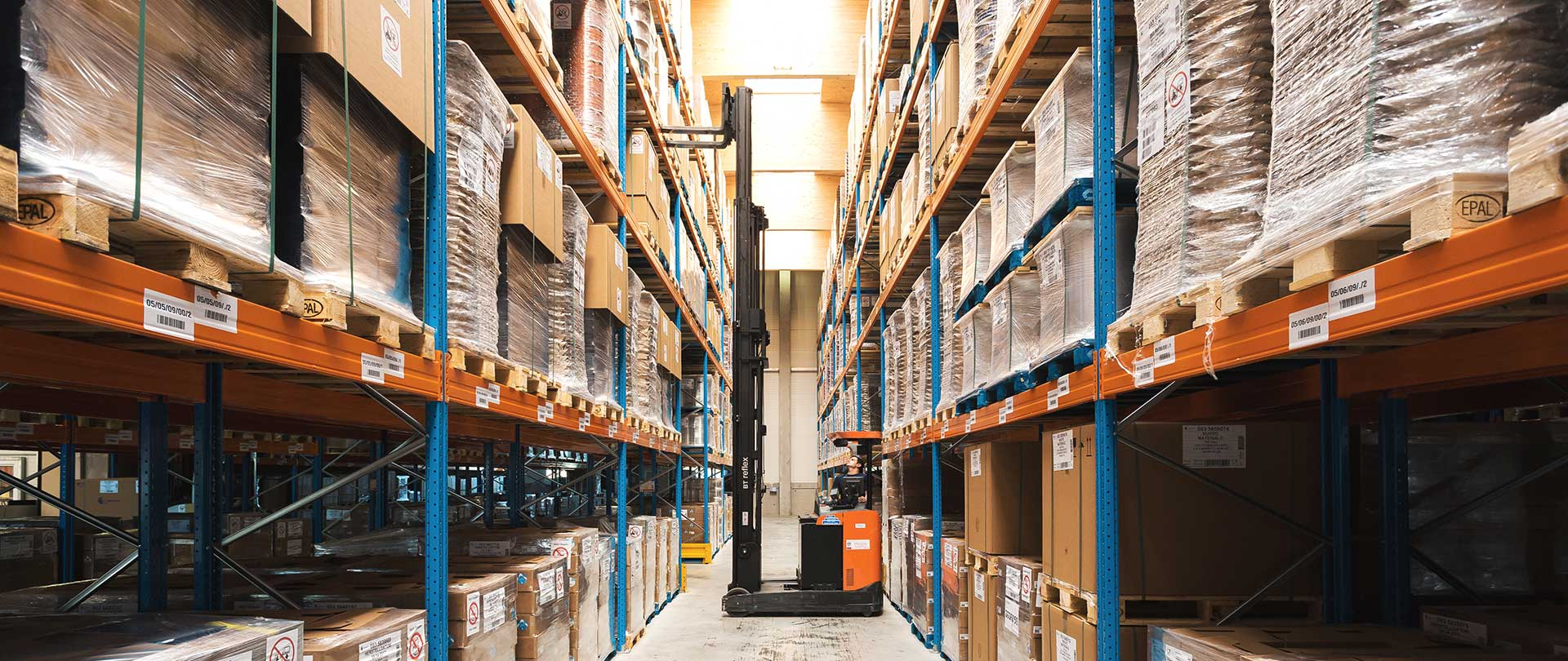 Individuelle Logistik Lösungen